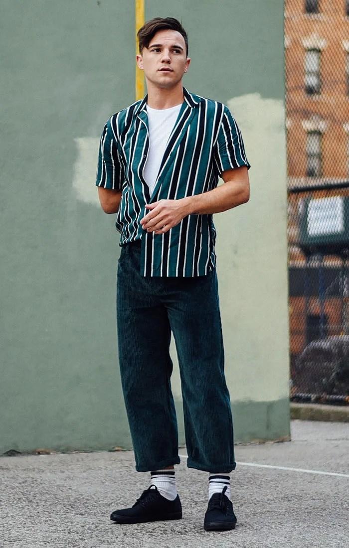 Modetrender för herr vår/sommar 2018