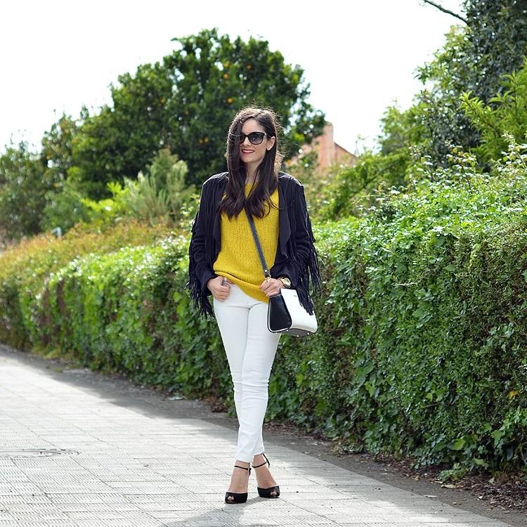 zara_amarillo_blanco_jeans_fringe_como_combinar_sheinside_05