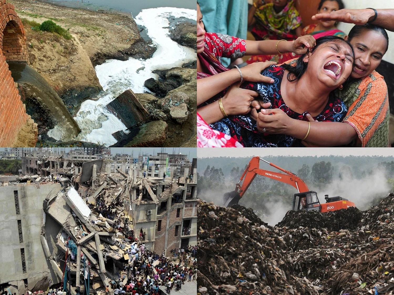 The Environmental & Human Costs of Fashion