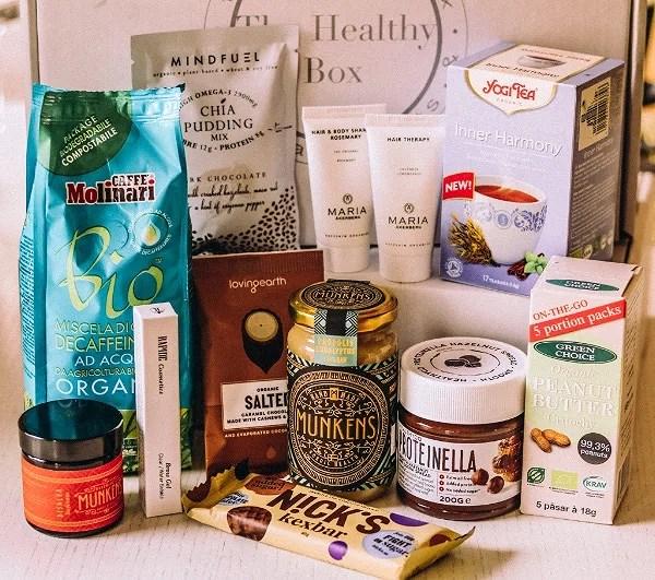 HEALTHY BOX BY CAROLINA GYNNING