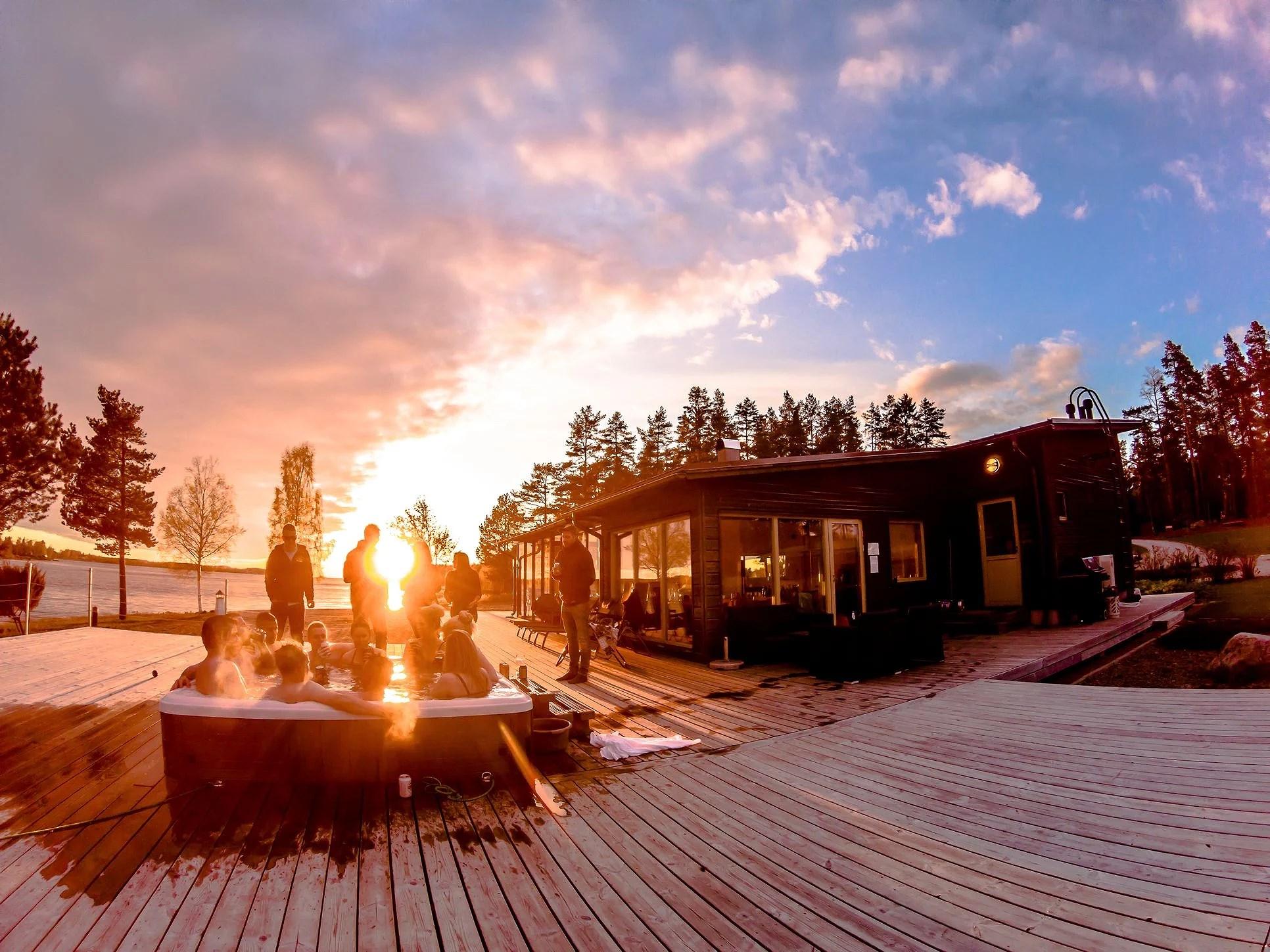 Magnificent weekend @ Glasbruket Resort