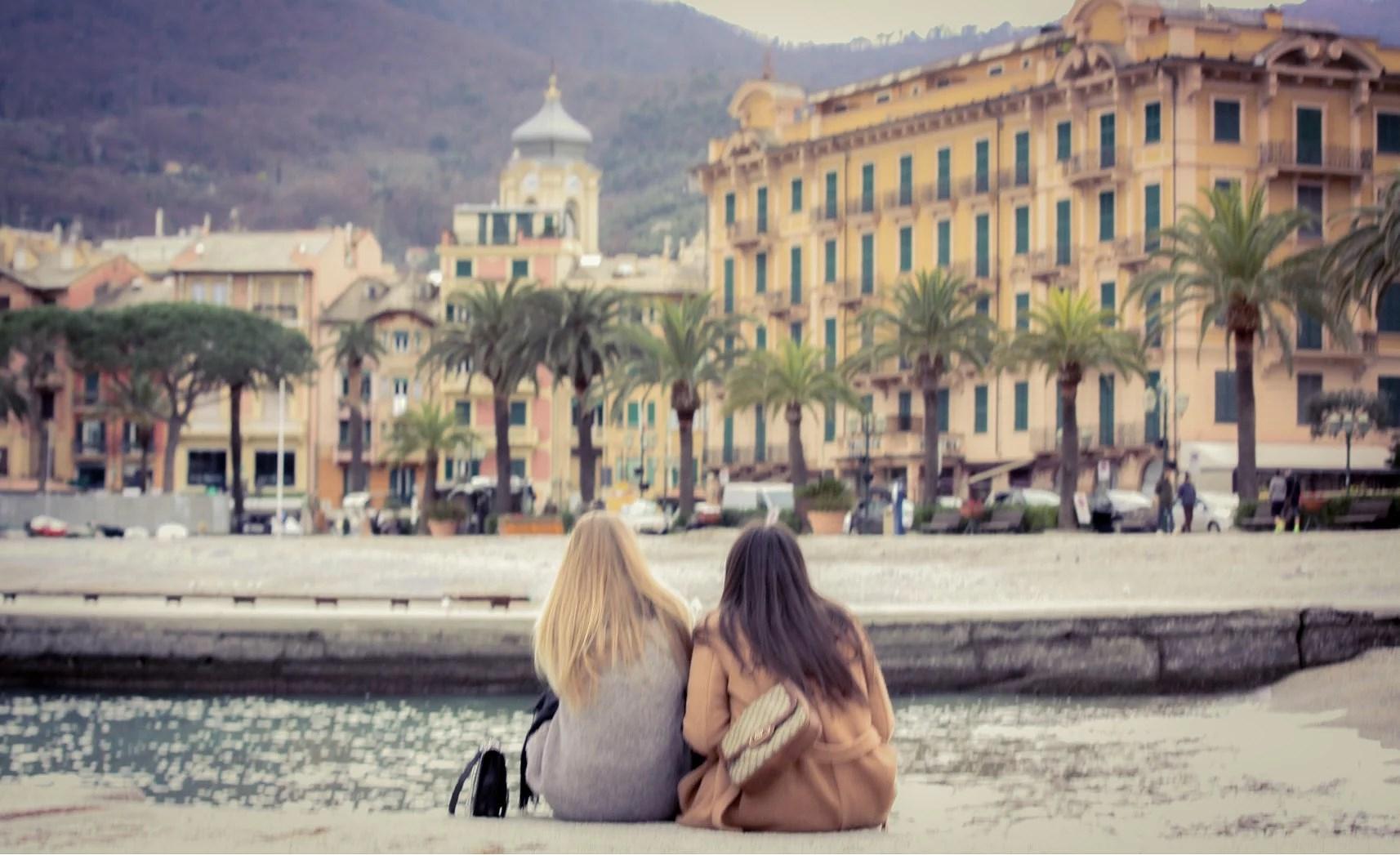 Winter in Santa Margherita Ligure, vanlife, onlylifeweknow
