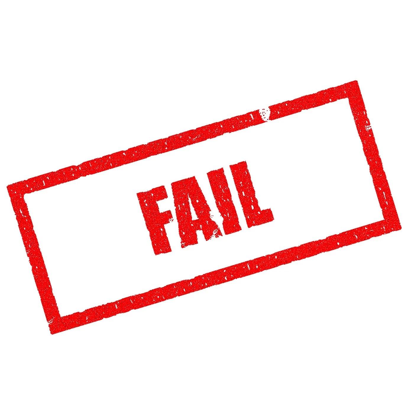 Rädd för att misslyckas?