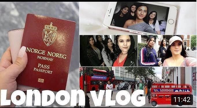 Video: London vlog