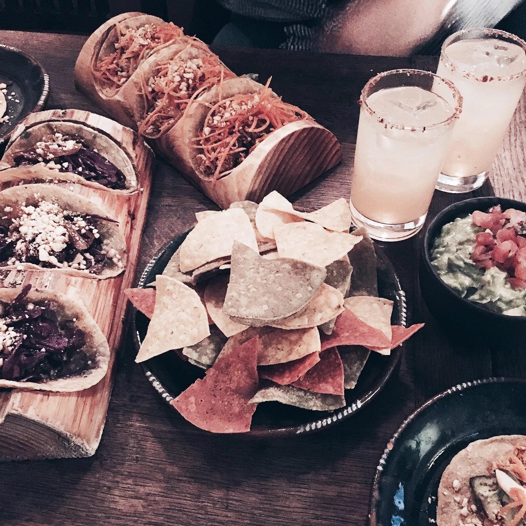 Dinner & Drinks Date