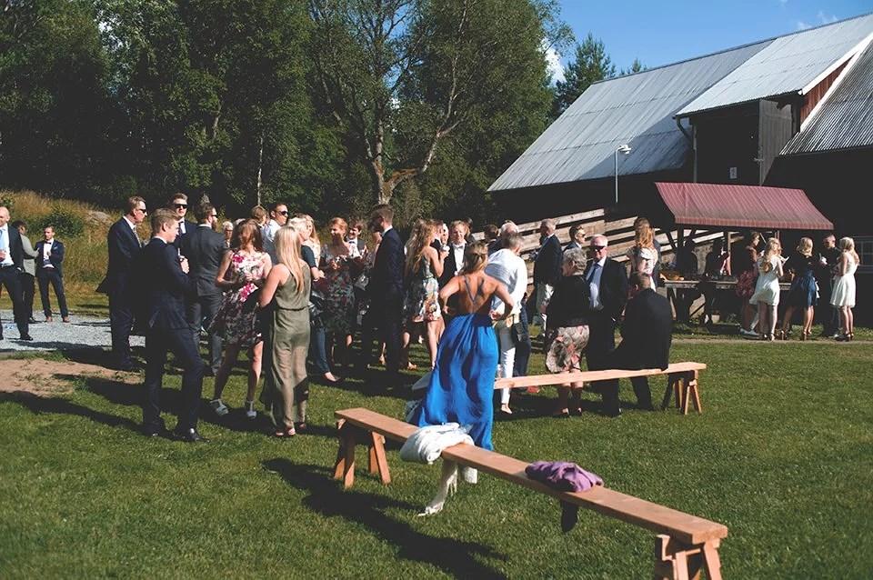 d33c1e7525e Bröllopsspecial: Festen