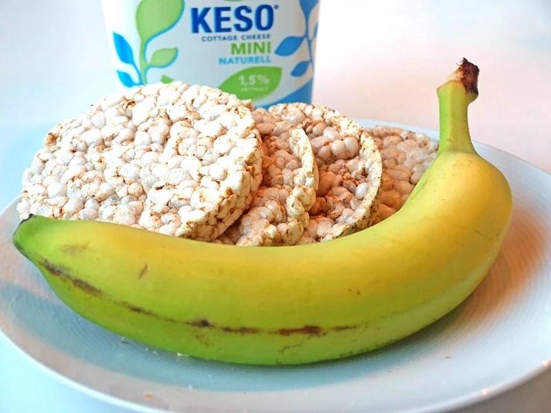 kolhydrater innan träning