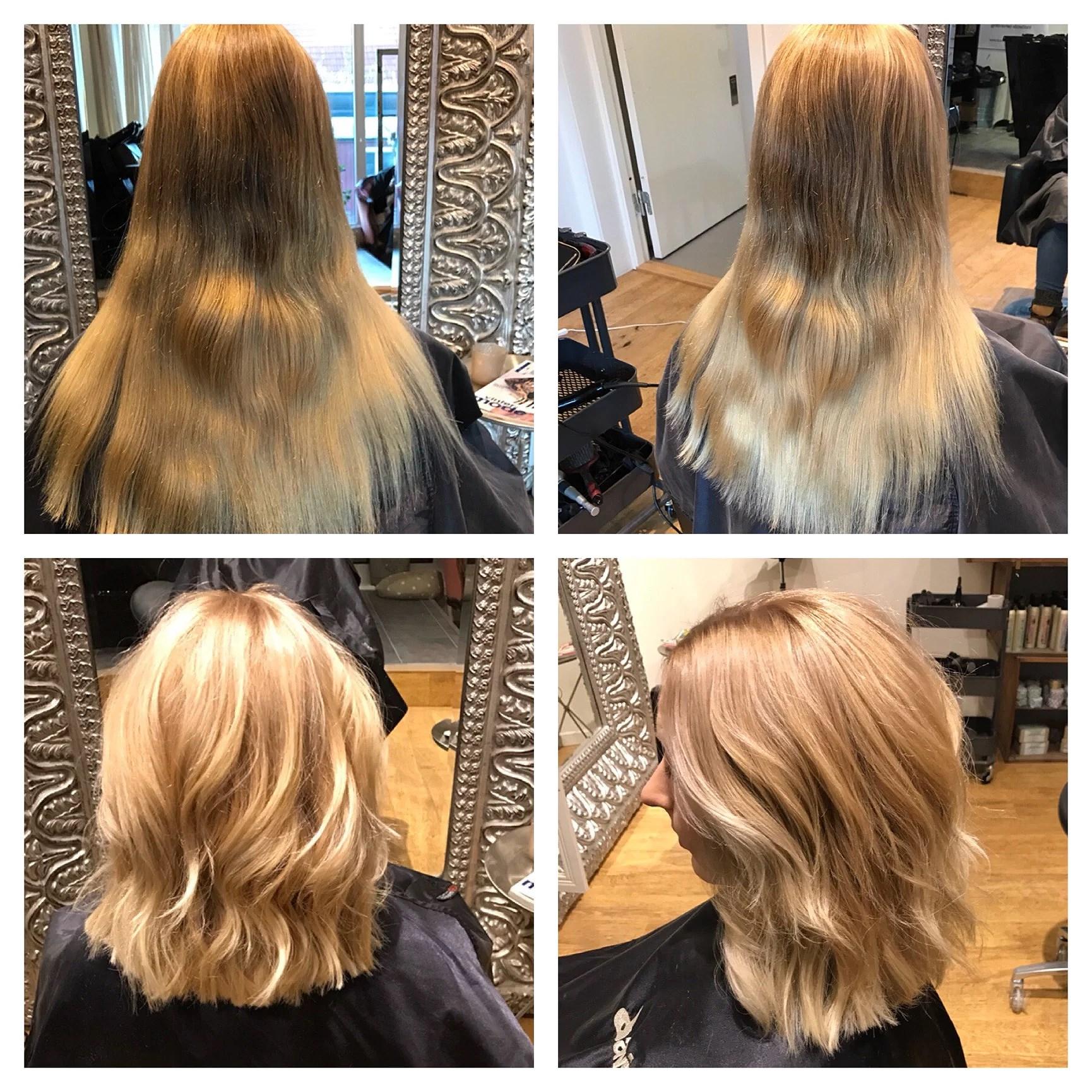 Helt ny hårfrisyr!!