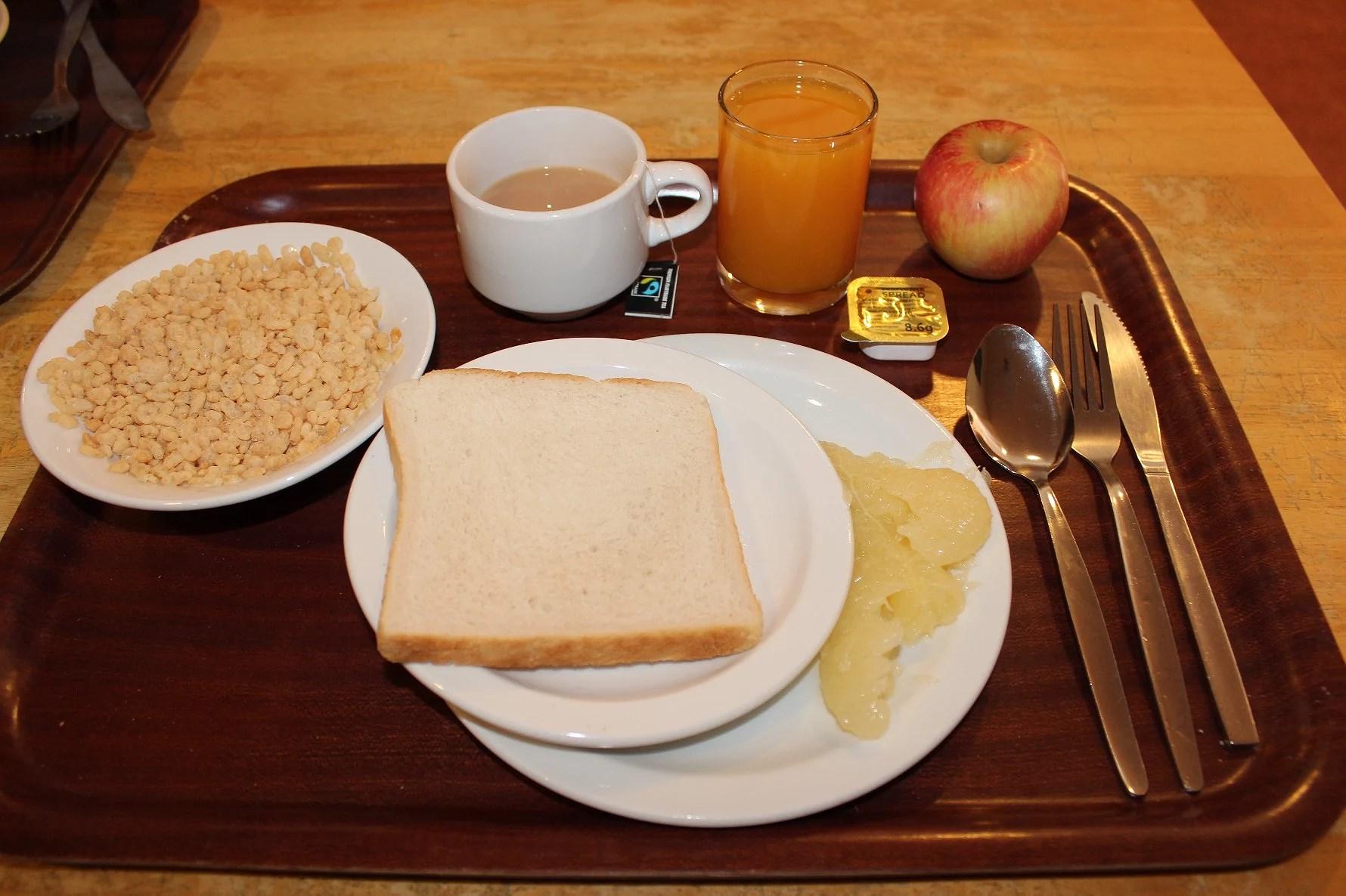 Morgonen i England