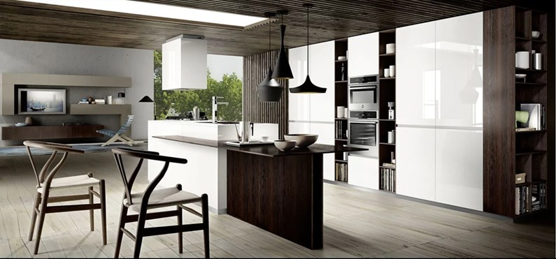 new trends from eurocucina 2017, the largest kitchen expo in the