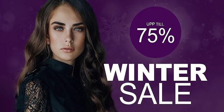Vinterrea! 75% på Nordicfeel