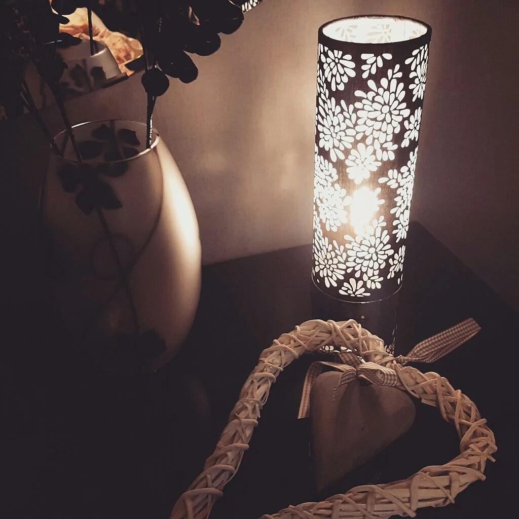 Detaljbild i sovrummet ♡