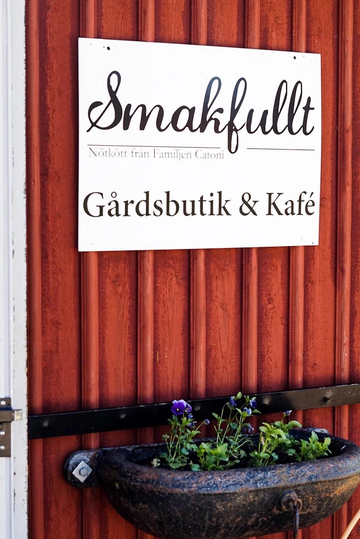 Smakfullt Gårdsbutik