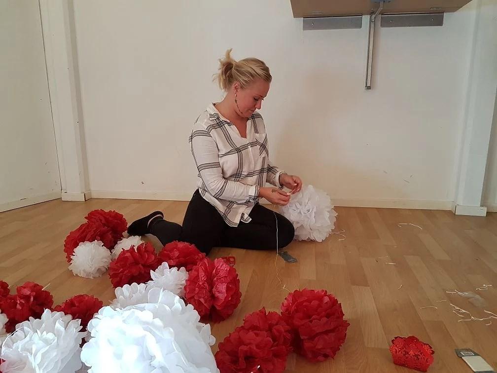 Dagen innan bröllopet