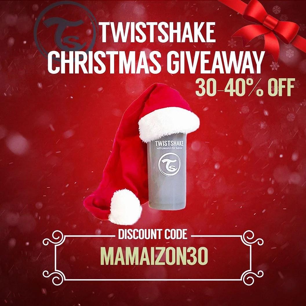 Twistshake ♡ Giveaway