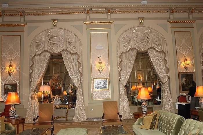 Salón Dalí. Hotel Palace Barcelona