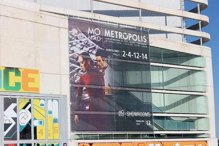 Momad. Metrópolis 2015