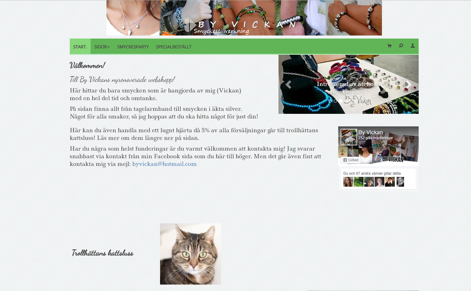 Webbshoppen ONLINE