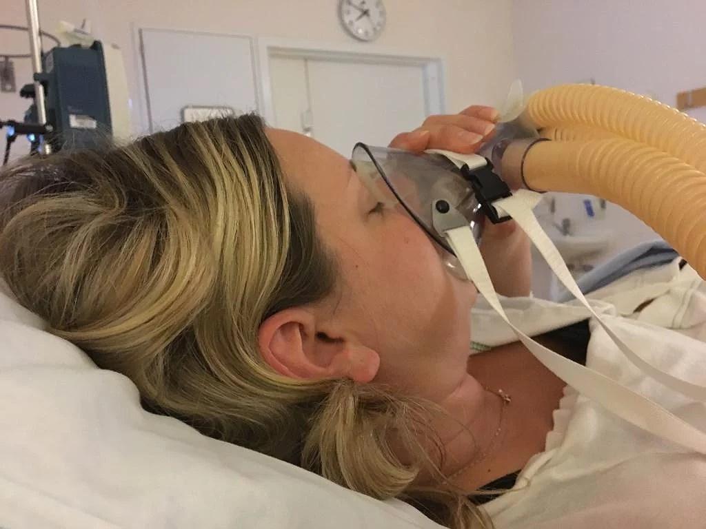 Förlossningsberättelse