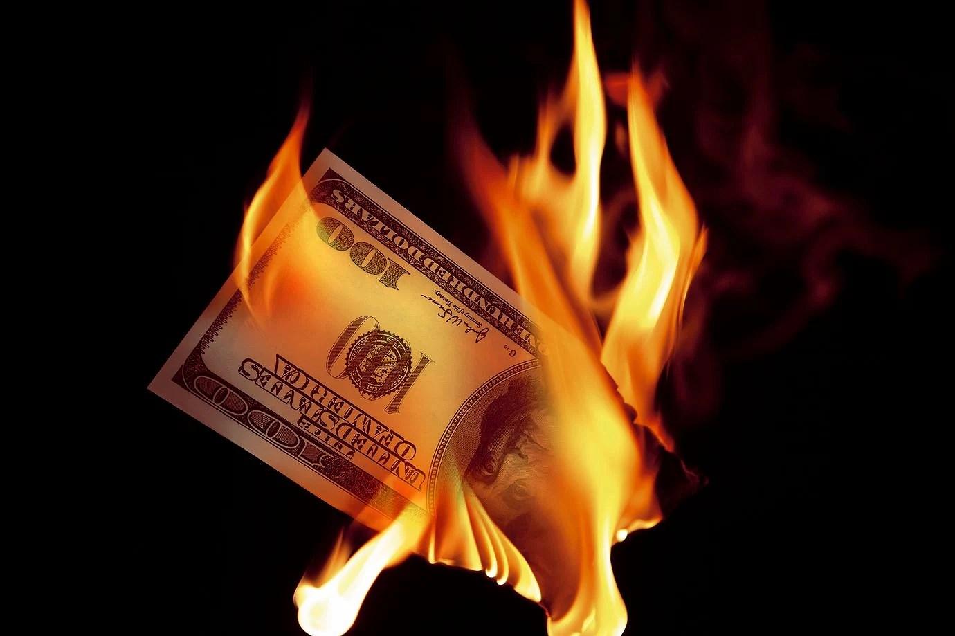 Låt gamla pengar gå till välgörenhet