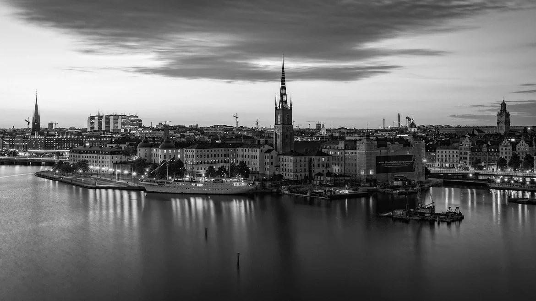 Sverige, Stockholm.