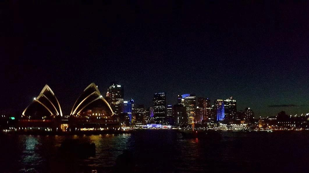 Sydney btw