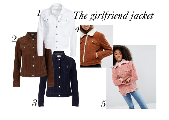 GUIDE: JACKETS FOR FALL