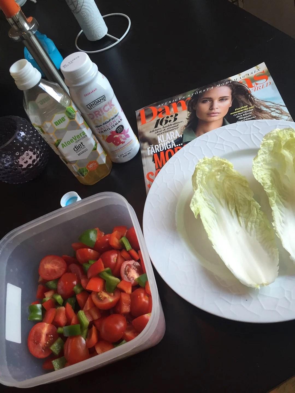 Förberedelser