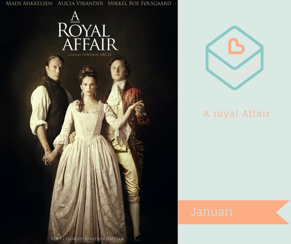 Filmer jag vill se på Netflix - A Royal Affair