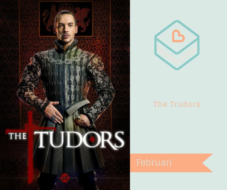 Serier jag vill se på viaplay - The Trudors