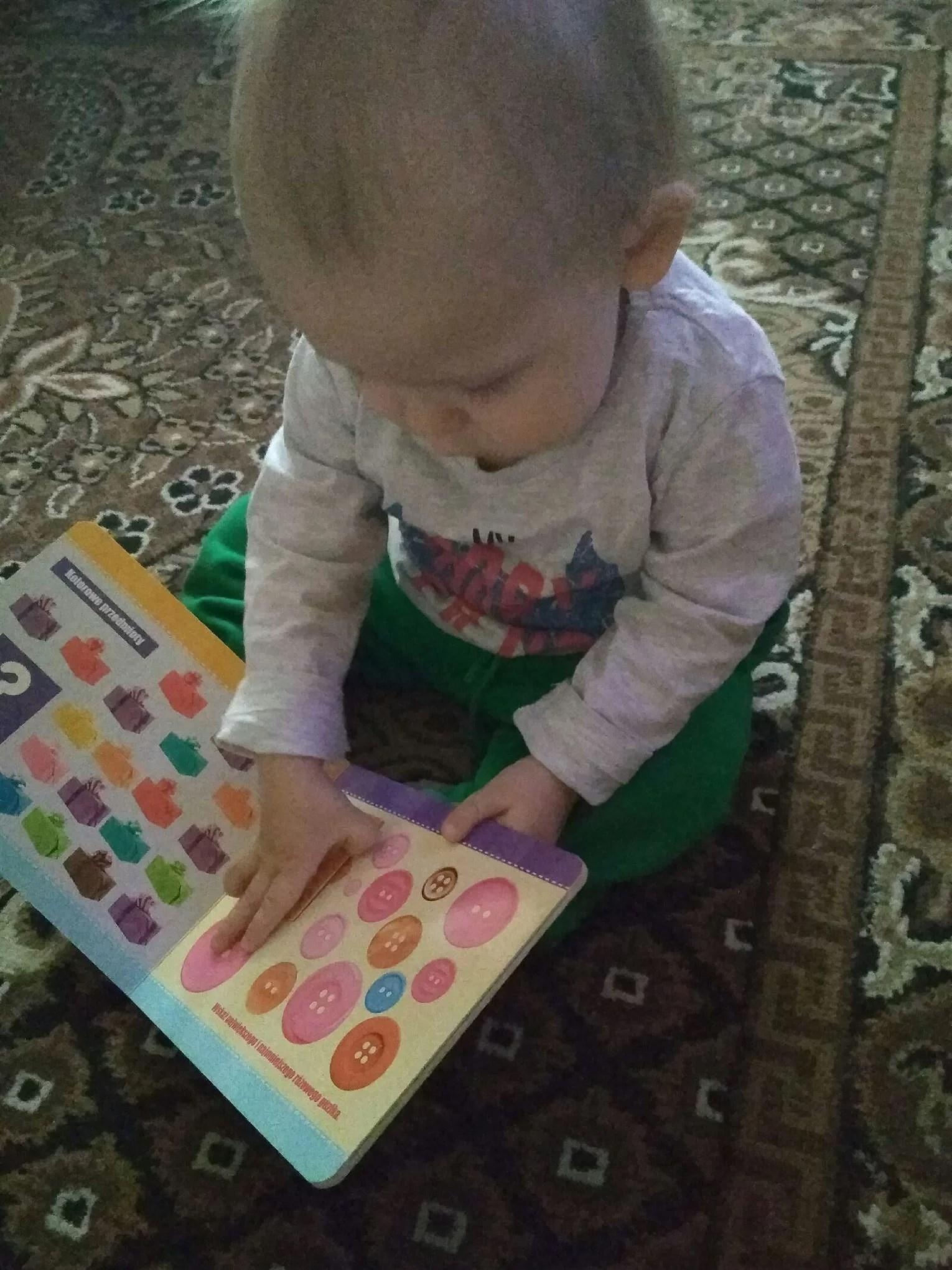 Już od samego rana uczymy się kolorów