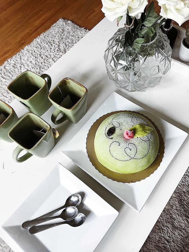 Födelsedagsfirande & ett tryggt hem