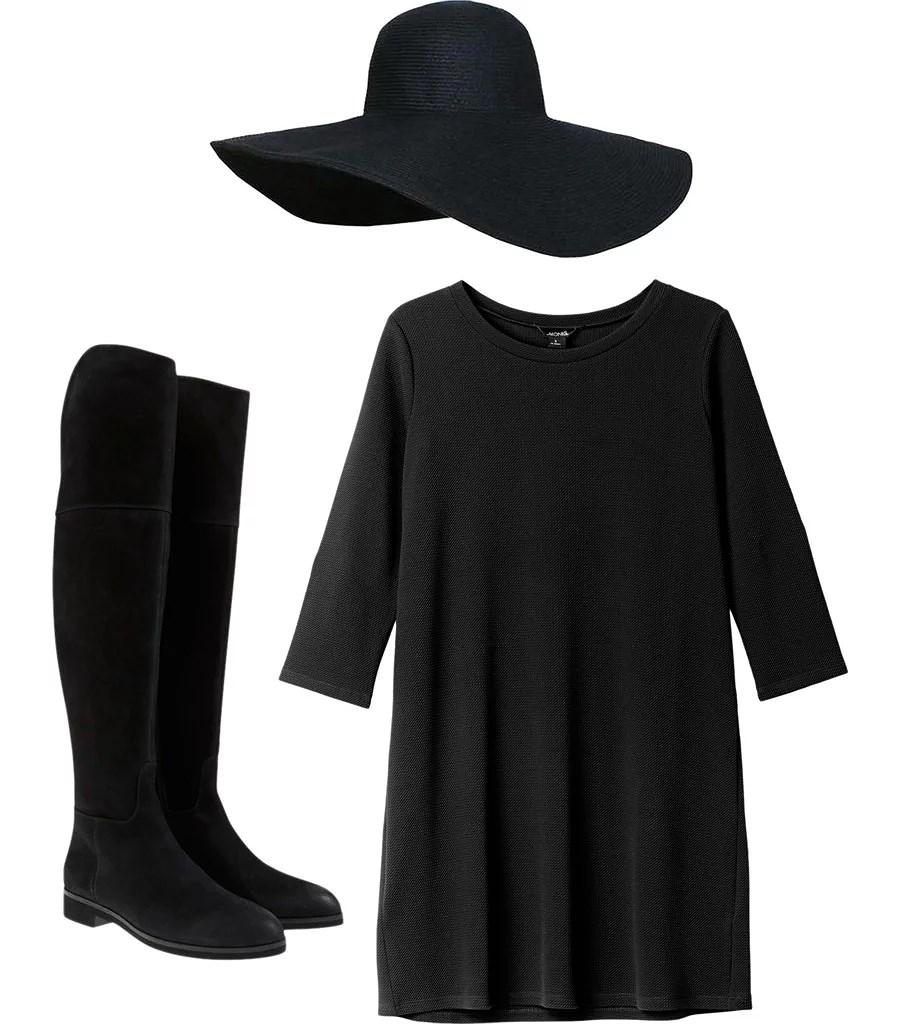 SIMPLE/BLACK