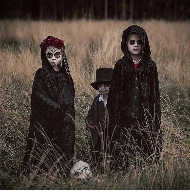 Inspiration till Halloween