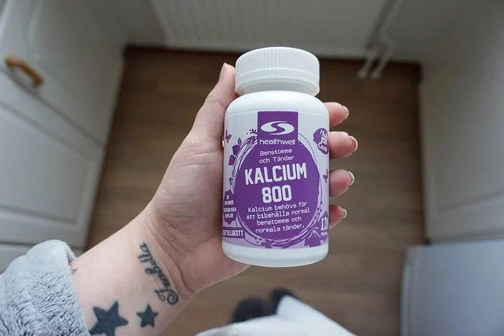 Kosttillskott från Svensk Hälsokost