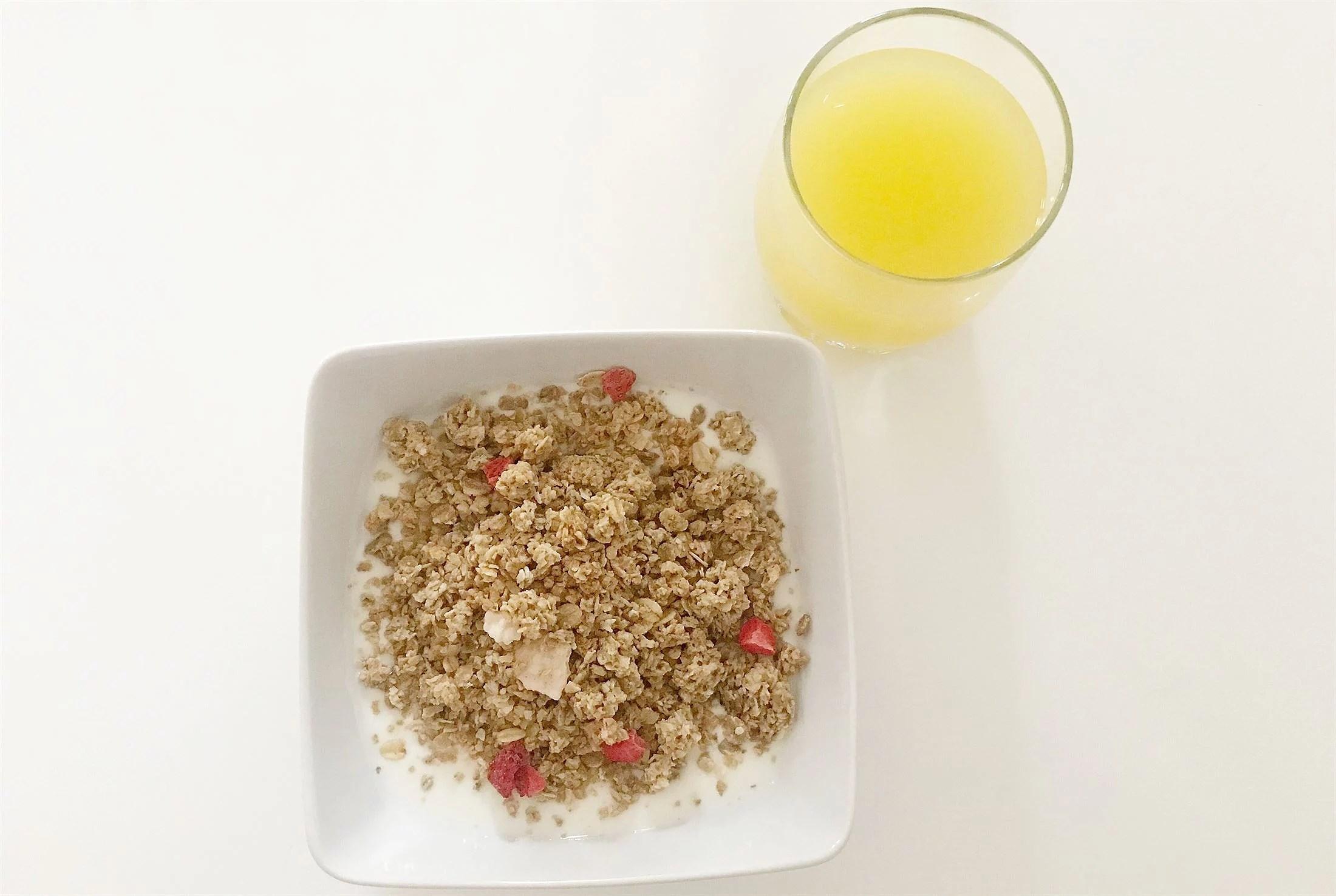 Måndag och ny craving