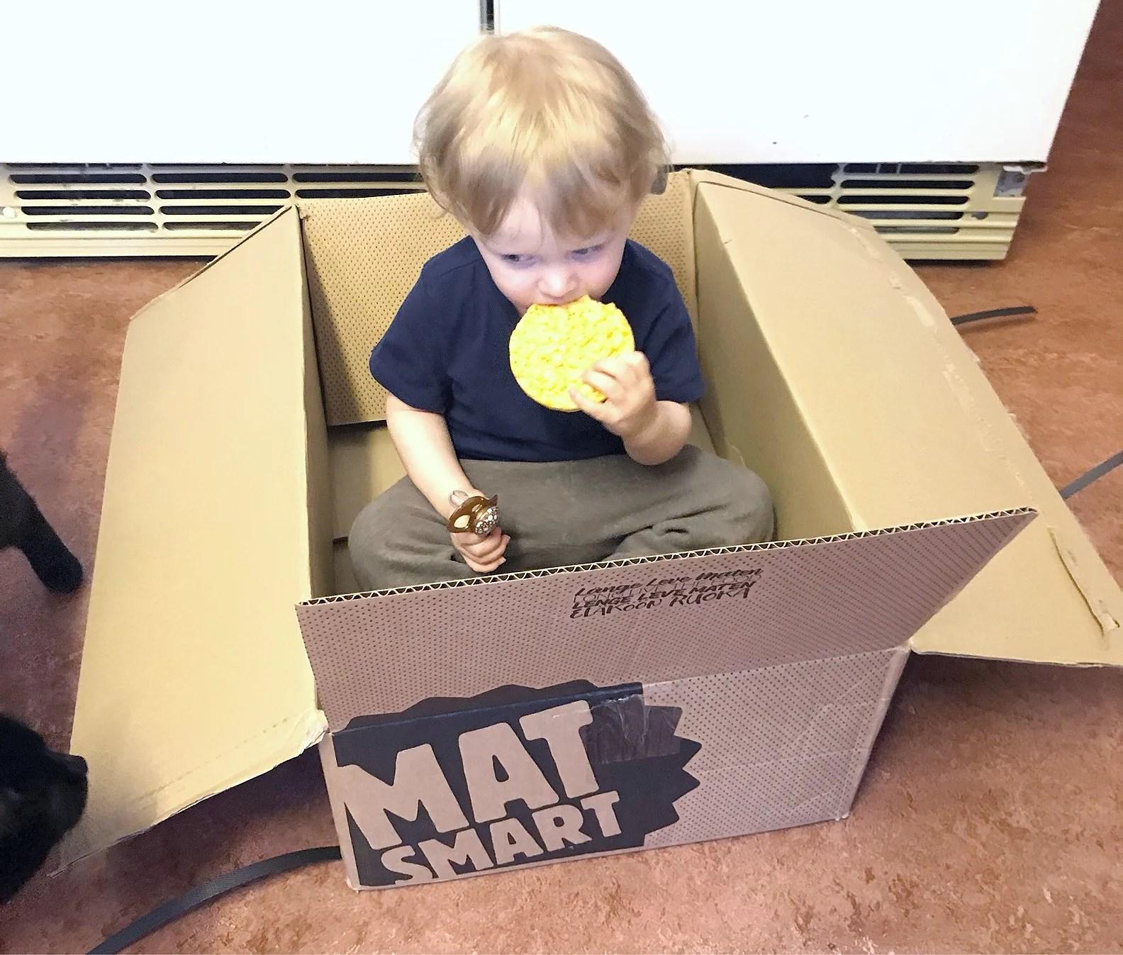 Vi handlar Matsmart!