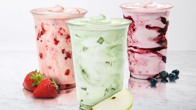 Vegansk milkshake