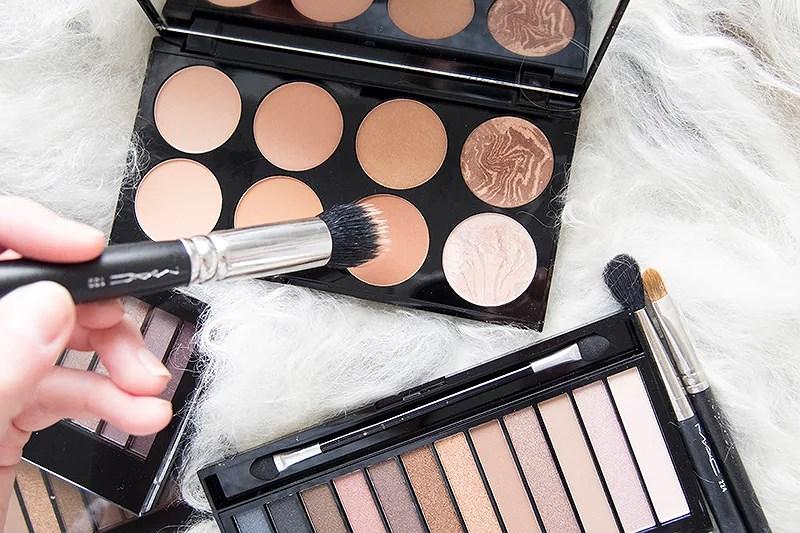 makeup revolution makeup blogg øyenskygge bronze