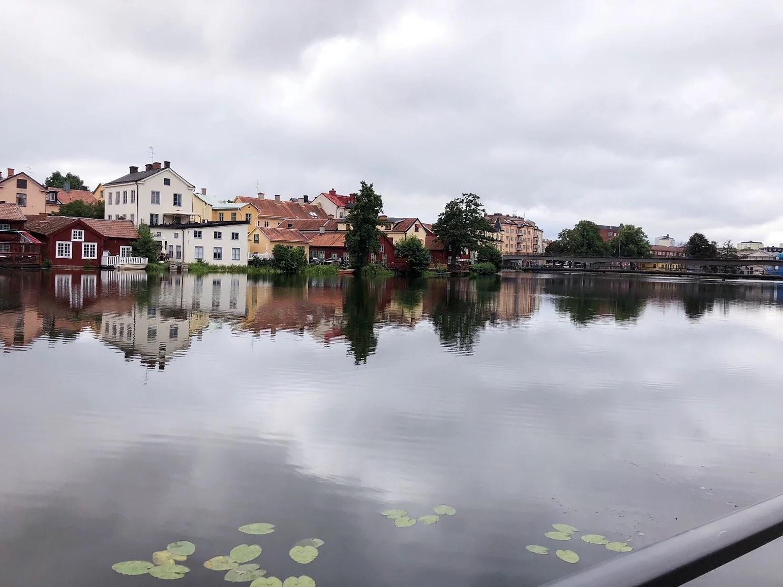 EFTER GYMMET KOMMER FRUKOST