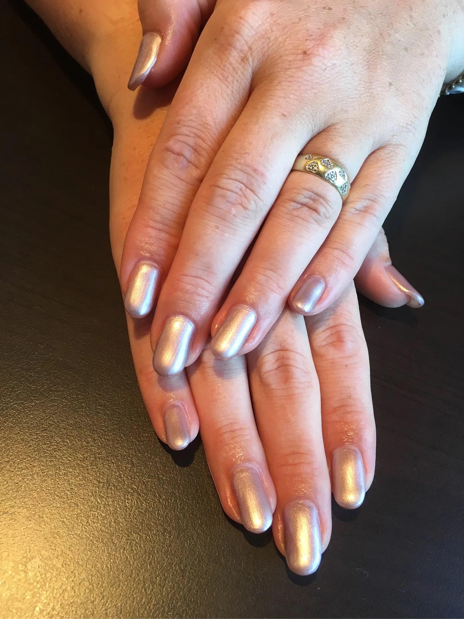 Nya naglar