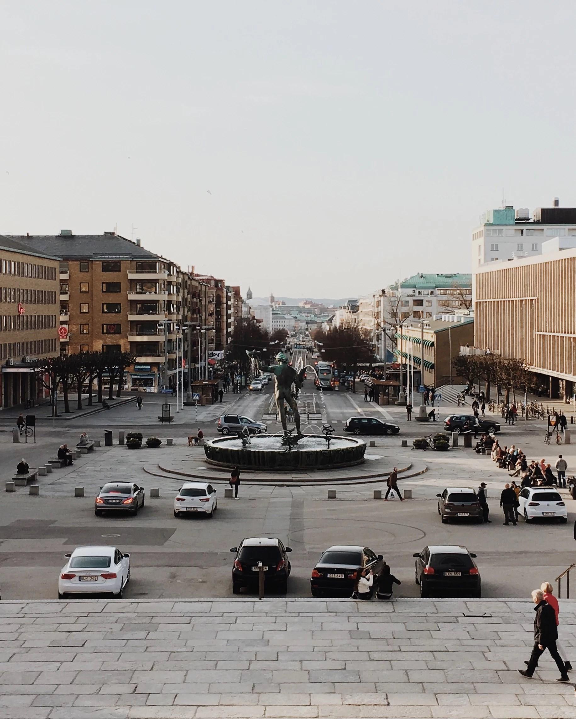 Gothenburg, May 2018