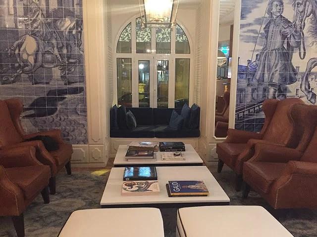 Hotel H10 Duque de Loulé en Lisboa