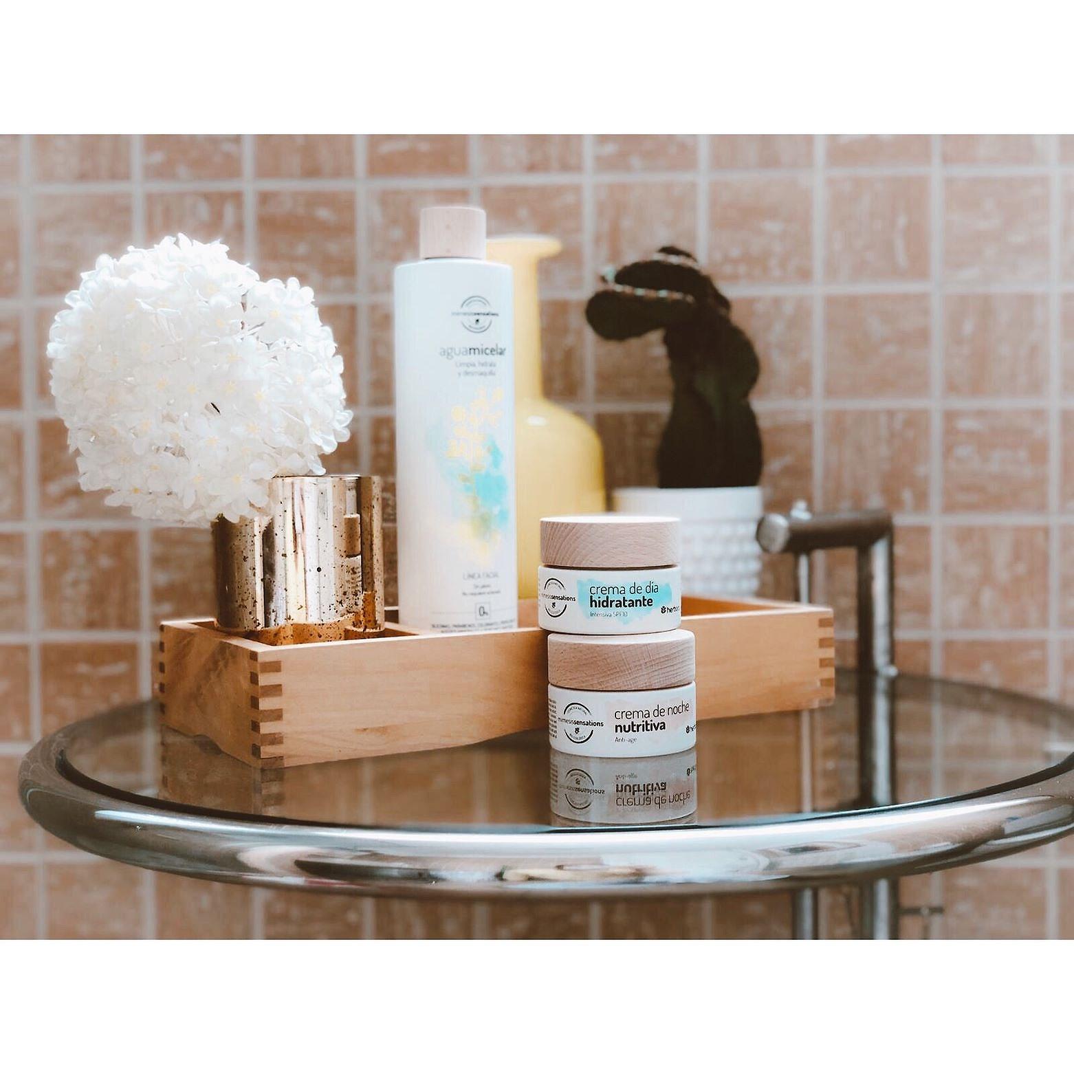 Cuida tu piel sin dañar el medio ambiente con Mimesis Sensations