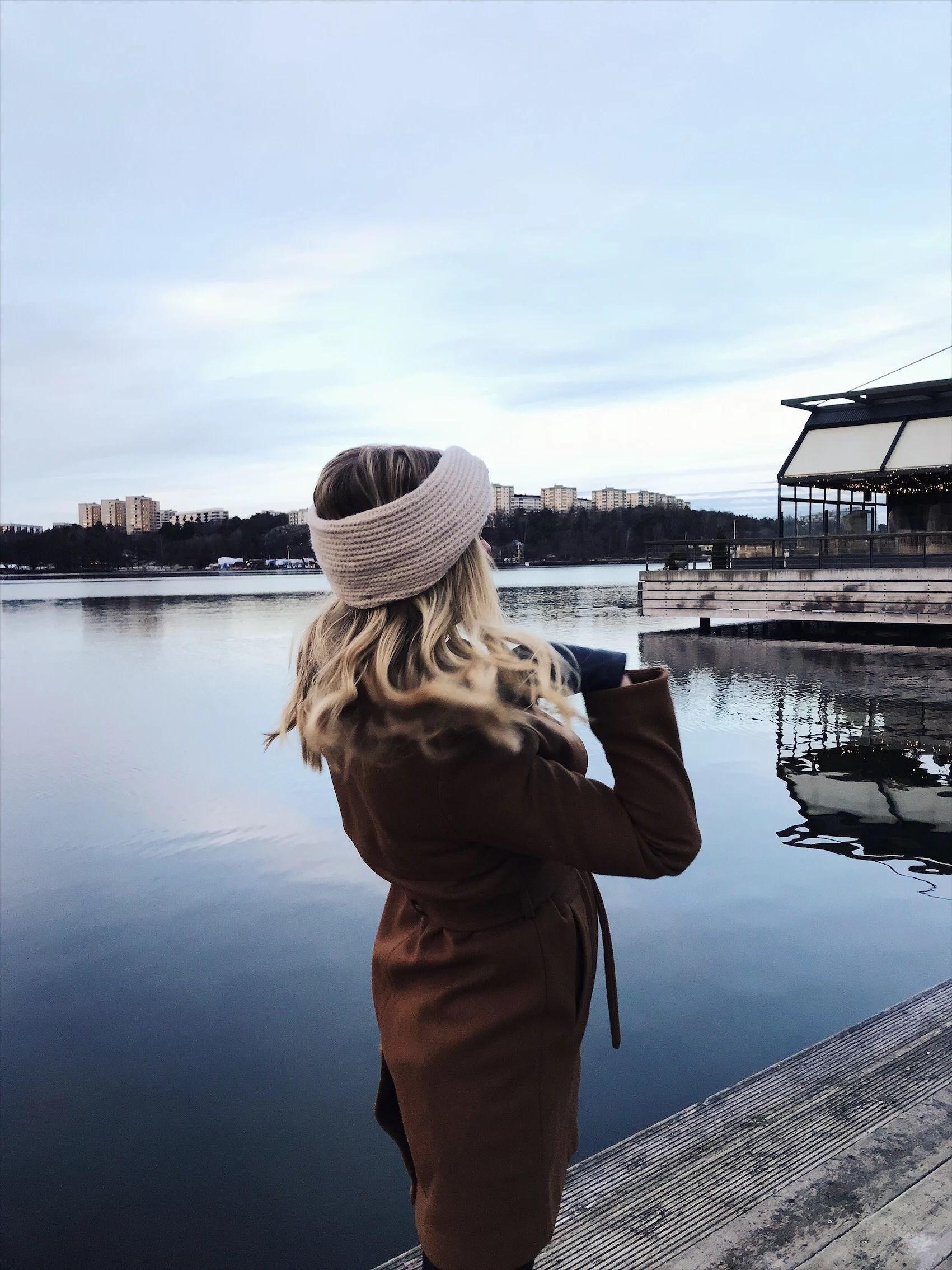 Promenadsfynd, årets första semla & nya vinterskor