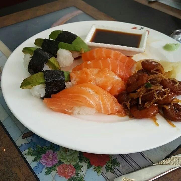 Gravid = Sushi!
