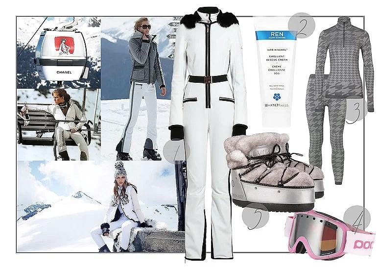 5 ting... til en chic ski-chick