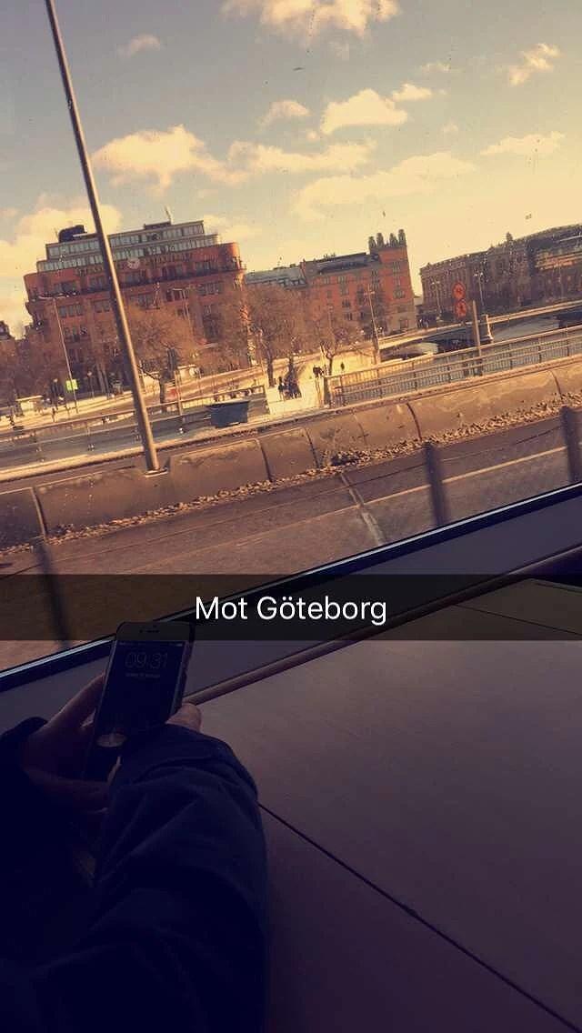 Mot Göteborg