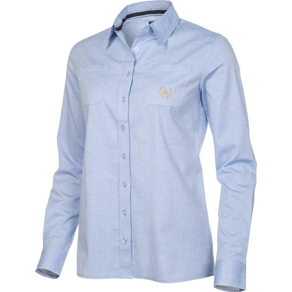Outfit med nyanser av blått