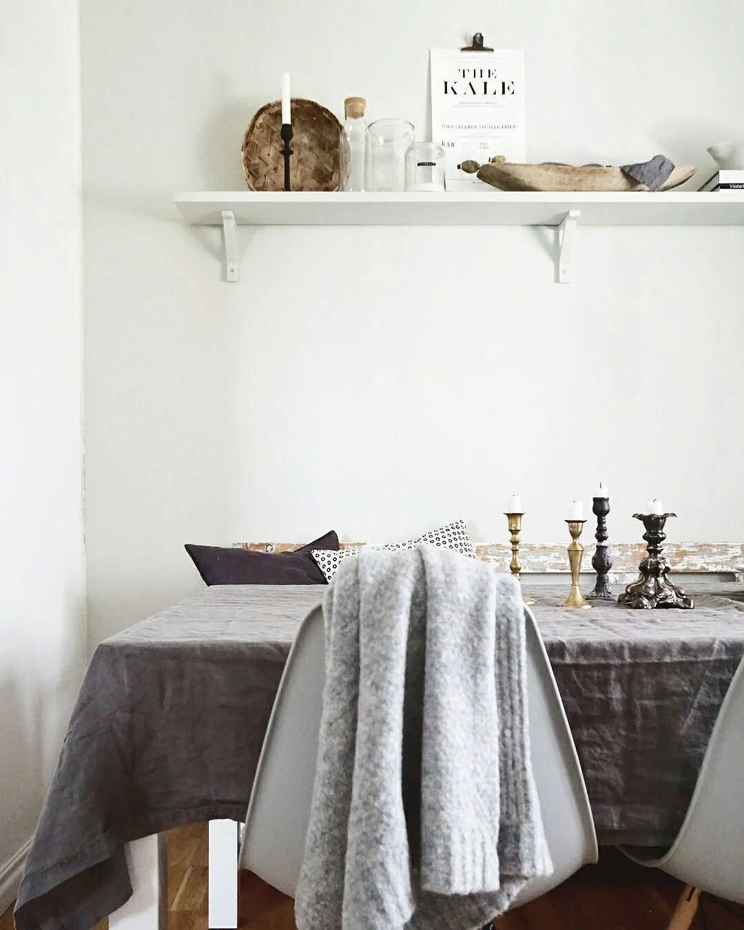 Ny hylla i köket